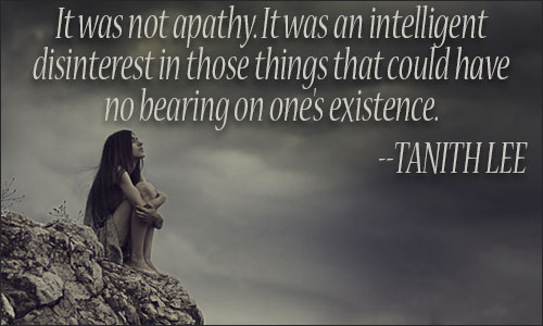 Apathy Quotes III Fascinating Apathy Quotes