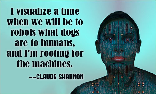 Charmant Artificial Intelligence Quote. «