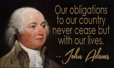 Quotes About John Adams
