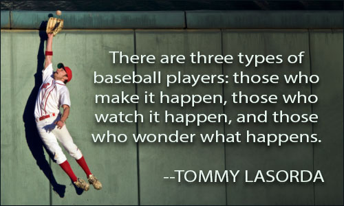 Baseball Quote Adorable Baseball Quotes