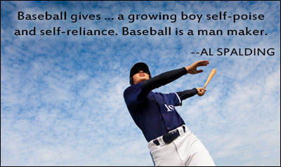 Baseball Quote Captivating Baseball Quotes