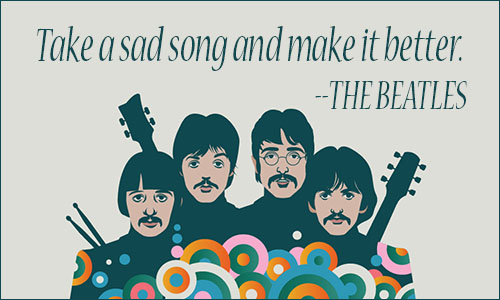 The Beatles Quotes Beauteous Beatles Quotes