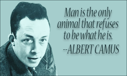 Image result for Exile and the Kingdom albert camus quote