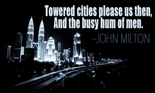 cities quotes