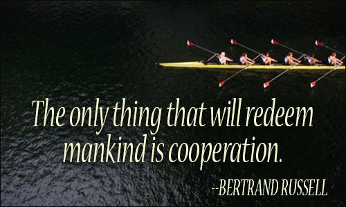 cooperation quote