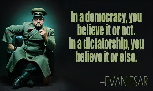 quotes about dictators