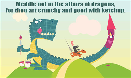 Quotes About Dragons Tolkien. QuotesGram