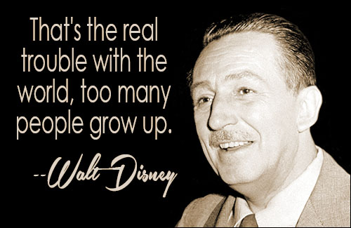 Walt Disney Quote Brilliant Walt Disney Quotes