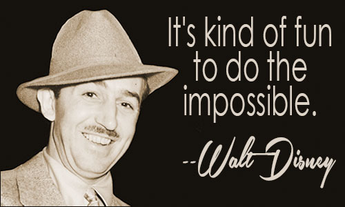 Walt Disney Quote Endearing Walt Disney Quotes