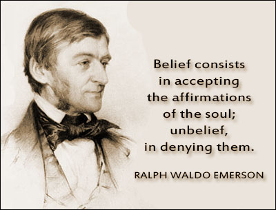 emerson self reliance essay quotes Ralph waldo emerson, self-reliance quotes #2 no reason can be asked or  given why the soul seeks beauty beauty, in its largest and profoundest sense,.