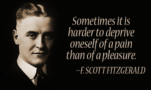 F Scott Fitzgerald Quotes