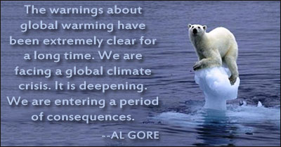 global warming quotes global warming quote