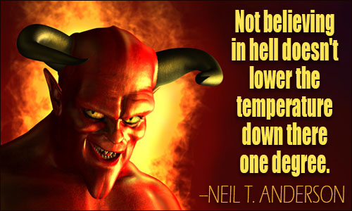 hell bible: