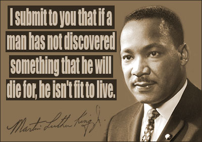 Martin Luther King, Jr. Quotes II