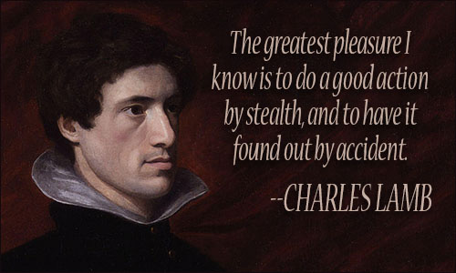 Charles Lamb famous quotes