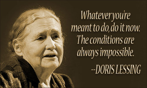 doris lessing essay