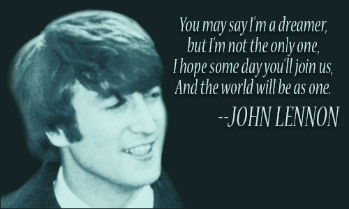 John Lennon Quotes Iii