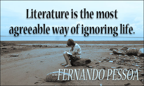 Literature Quotes Awesome Literature Quotes