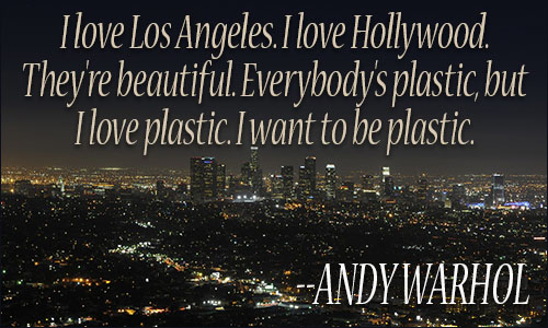Los Angeles Quotes