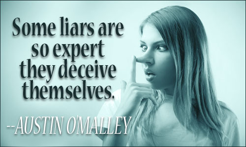 Liars and thieves quotes
