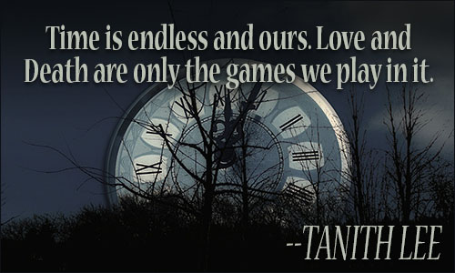 Tanith Lee quote