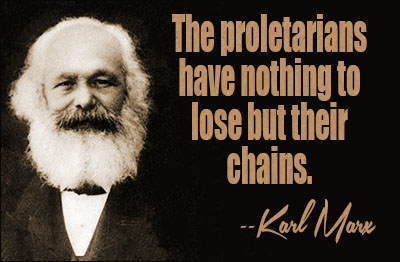karl marx quotes