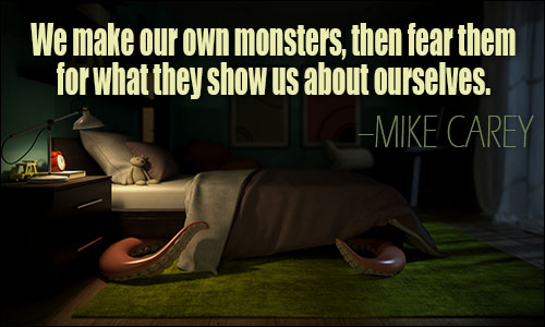 Monsters Quotes