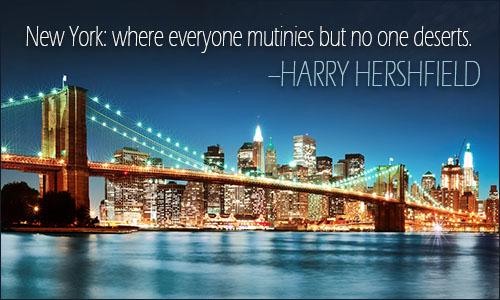 New York Quotes Ii