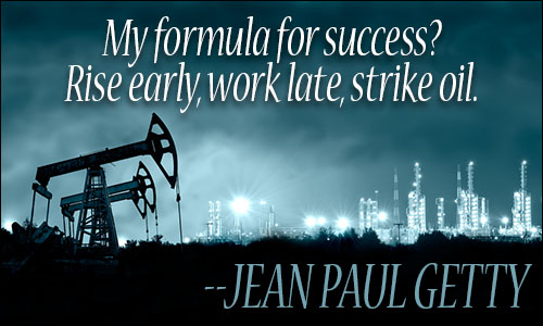 Oil Quote Glamorous Oil Quotes