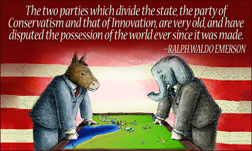 Political Parties Quotes