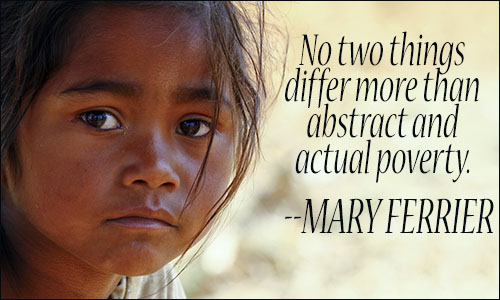 Quotes About Poverty Poverty Quotes