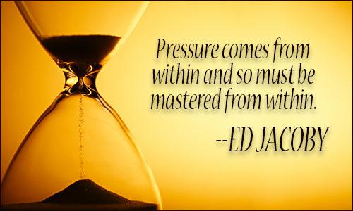 pressure quotes