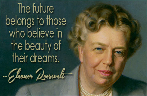 Eleanor Roosevelt Quotes Fascinating Eleanor Roosevelt Quotes