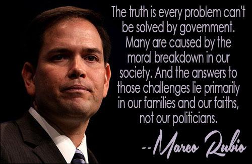 Marco Rubio Quotes Best Marco Rubio Quotes