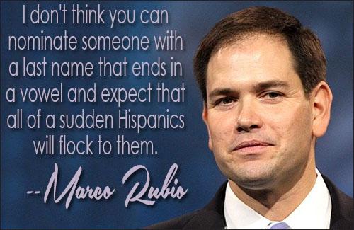 Marco Rubio Quotes New Marco Rubio Quotes
