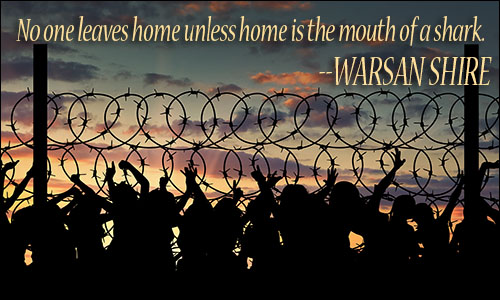 Refugee Quotes Cool Refugee Quotes