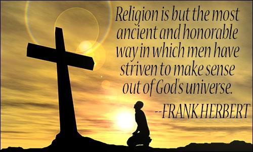 Religion Quotes V