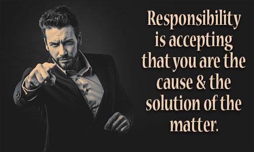 Responsibility Quotes Responsibility Quotes Responsibility Quotes