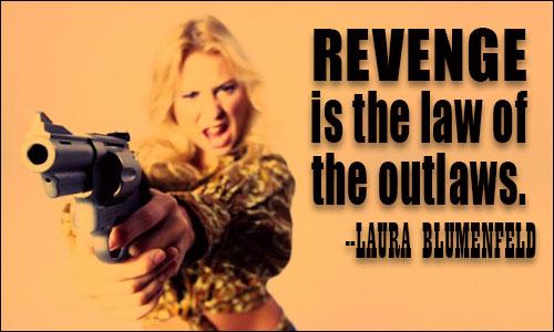 Revenge or Justice?