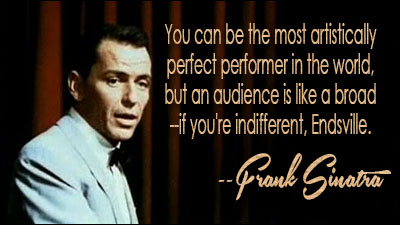 Sinatra Quotes Endearing Frank Sinatra Quotes Ii