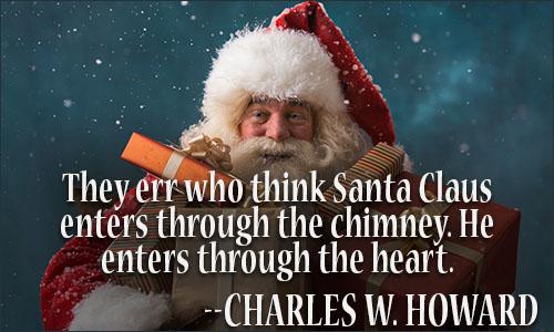 Santa Claus Quotes II
