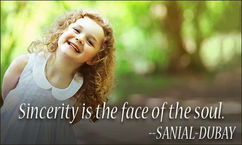 advantages of sincerity