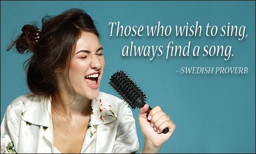 Singing Quotes Singing Quotes Singing Quotes
