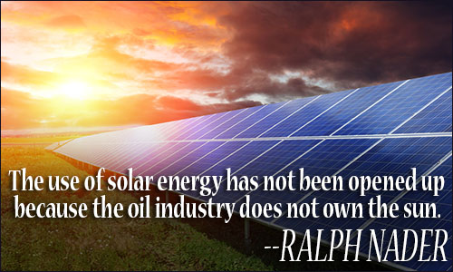 Solar Power Quotes