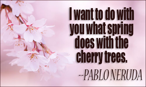 Spring Quotes Best Spring Quotes