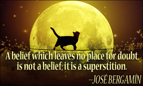 superstition quotes superstition quote