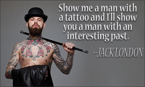 Quotes About Tattoos II