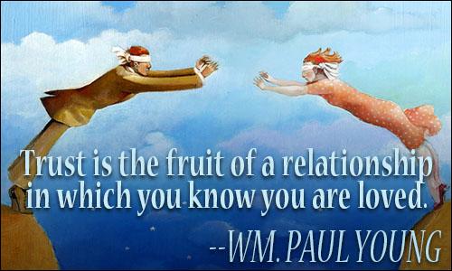Trust Quotes Magnificent Trust Quotes