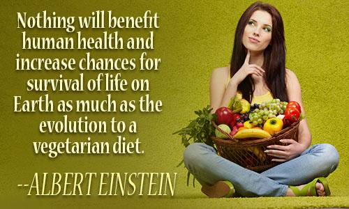 Vegetarianism Quotes