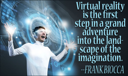 conclusion for virtual reality An introduction to enterprise virtual reality  conclusion design  virtual reality has the ability to create seemingly impossible or fantastical.